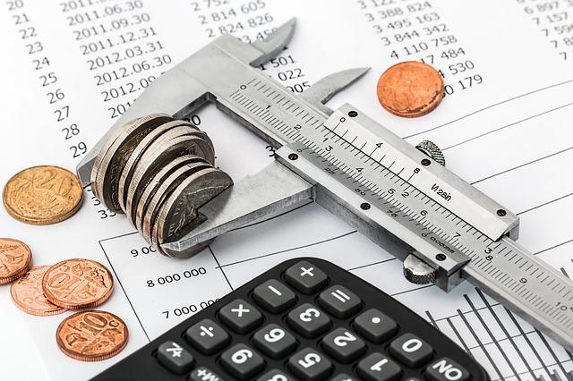 mince u kalkulačky