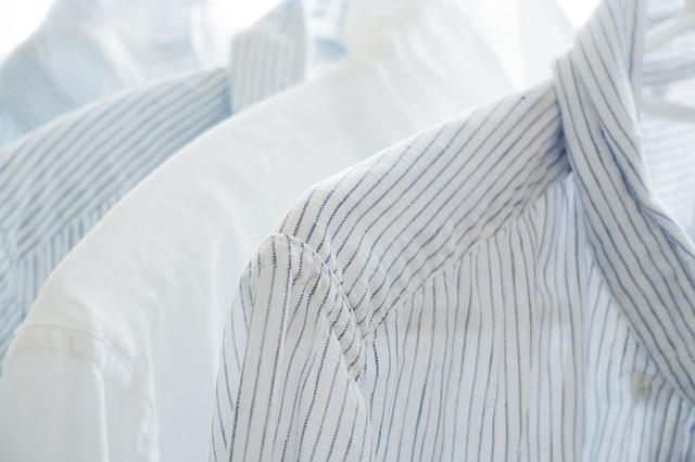 košile s proužky