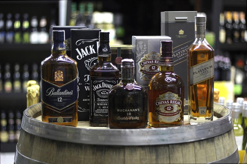 slavné whisky